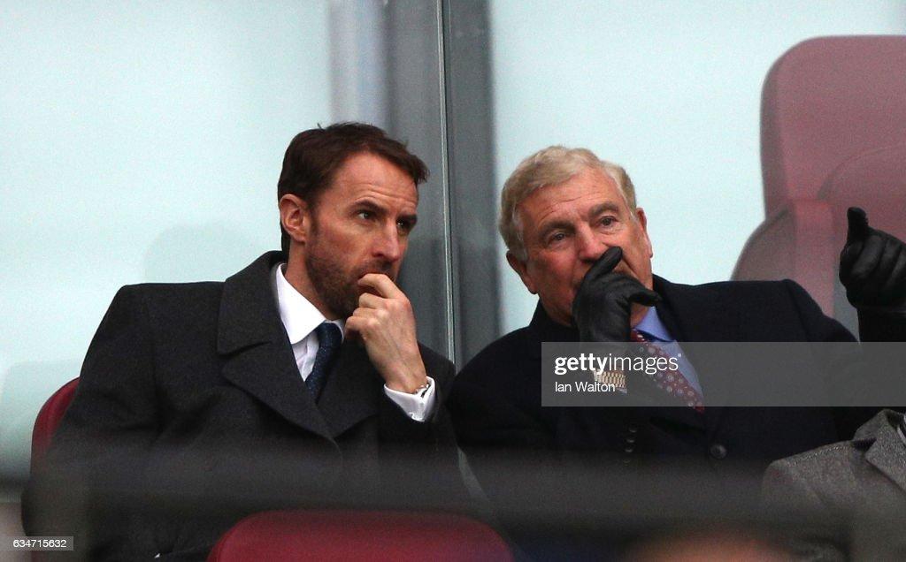 West Ham United v West Bromwich Albion - Premier League : News Photo