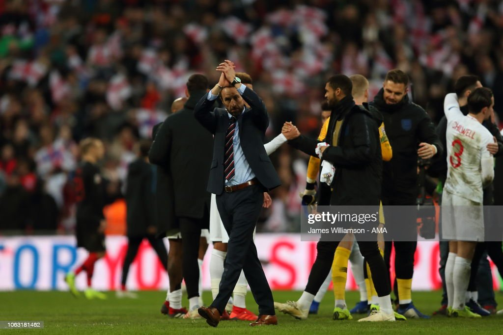England v Croatia - UEFA Nations League A : News Photo