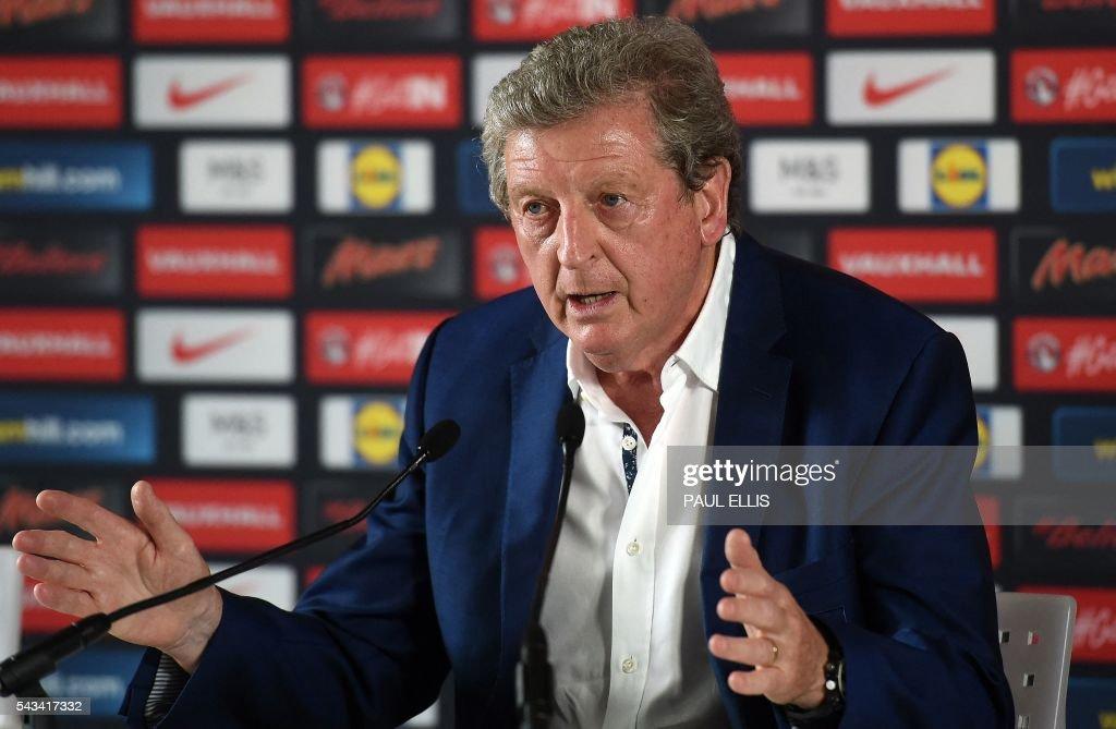 FBL-EURO-2016-ENG-PRESSER : News Photo