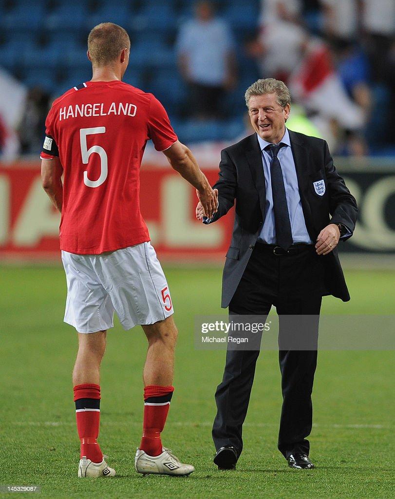 Norway v England - International Friendly