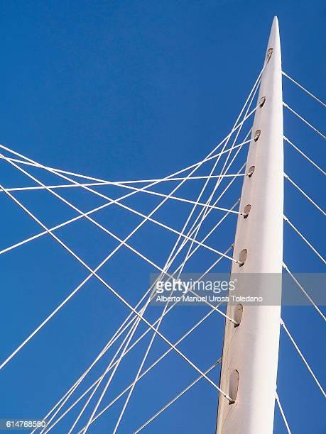 england, manchester, bridge - manchester england photos et images de collection