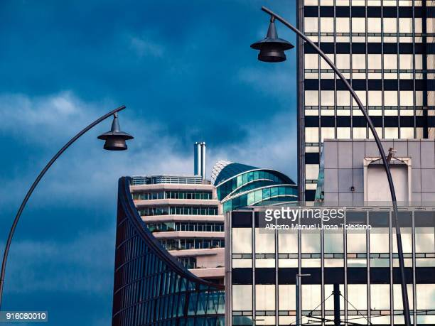 england, manchester, downtown - manchester england stock pictures, royalty-free photos & images