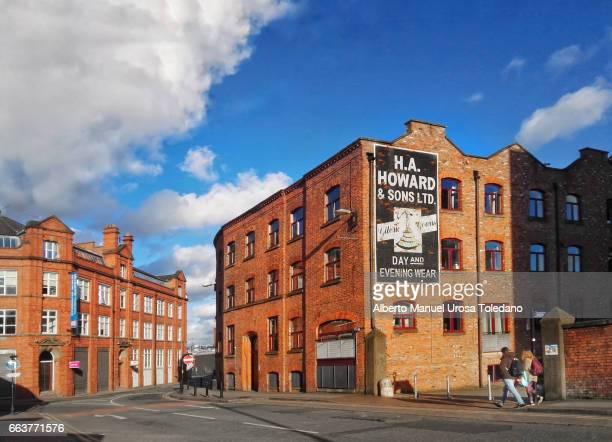 England, Manchester, Northern Quarter, Ducie st.