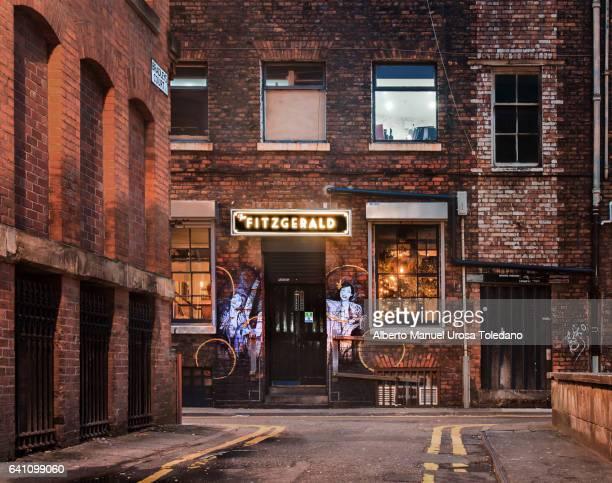 England, Manchester, Northern Quarter