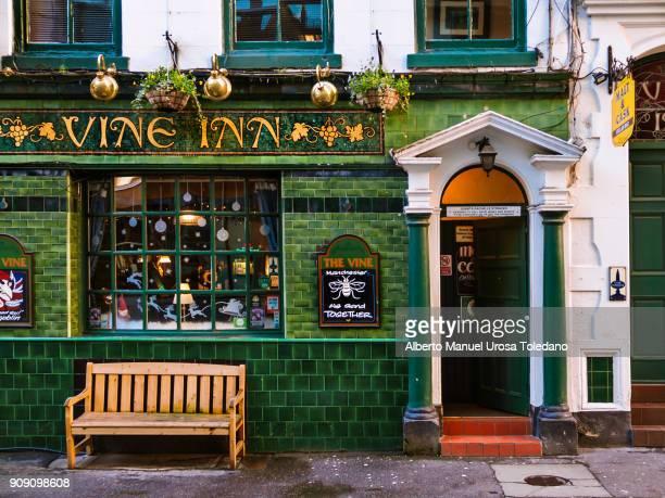 England, Manchester, the Vin Inn