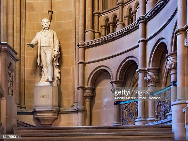 england, manchester, town hall - conservative party uk stock pictures, royalty-free photos & images