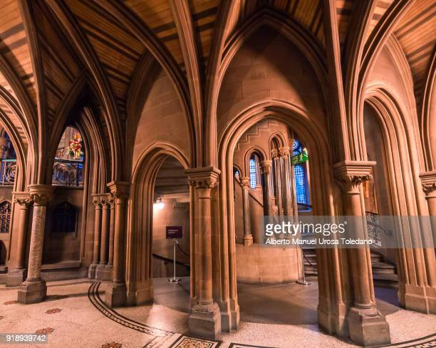england, manchester, town hall - political party stock pictures, royalty-free photos & images