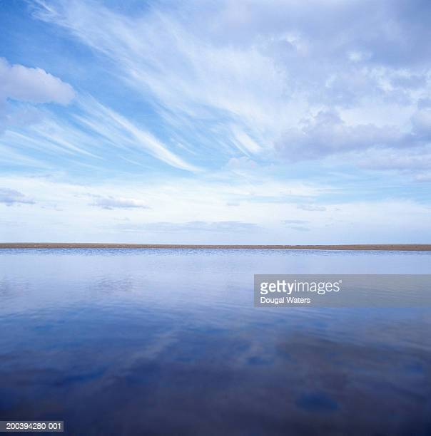 england, norfolk, winterton-on-sea, seascape - dougal waters stock pictures, royalty-free photos & images