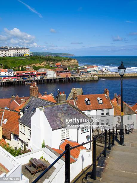 England, North Yorkshire, Whitby.