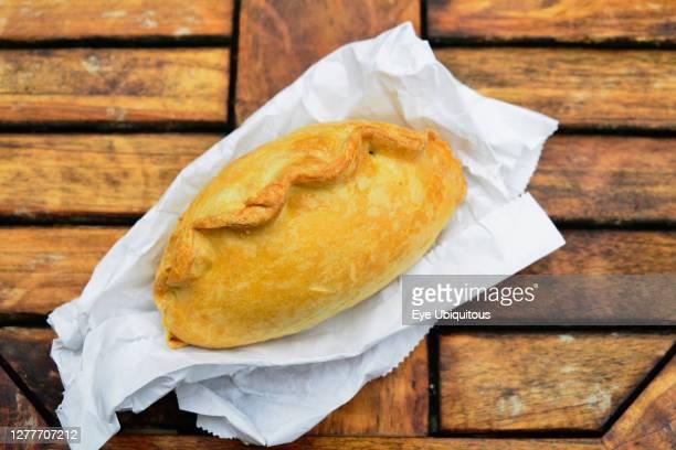 England, Oxford, traditional pie, Cornish pasty.