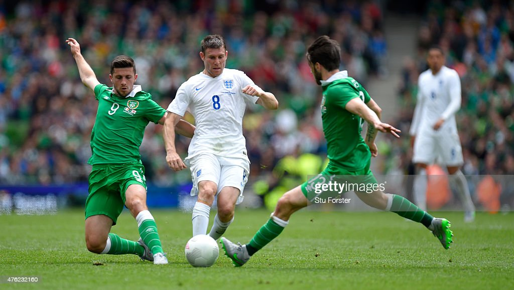 Ireland v England - International Friendly : News Photo