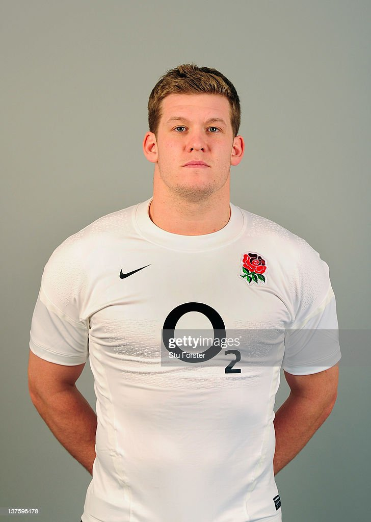 England Rugby Union Headshots