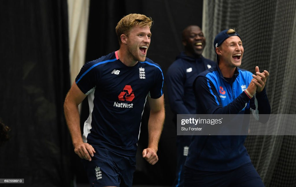 England & New Zealand Net Sessions