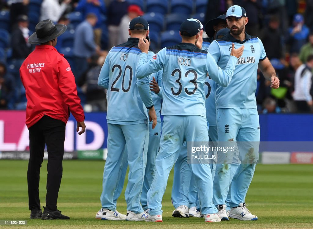 CRICKET-WC-2019-ENG-BAN : News Photo