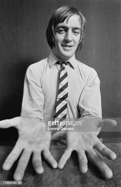 England rugby union player Chris Ralston, UK, 5th January 1972.