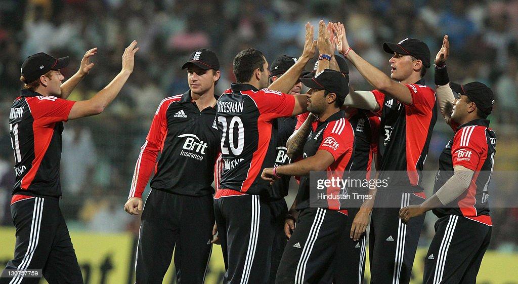 India v England - Twenty20 International