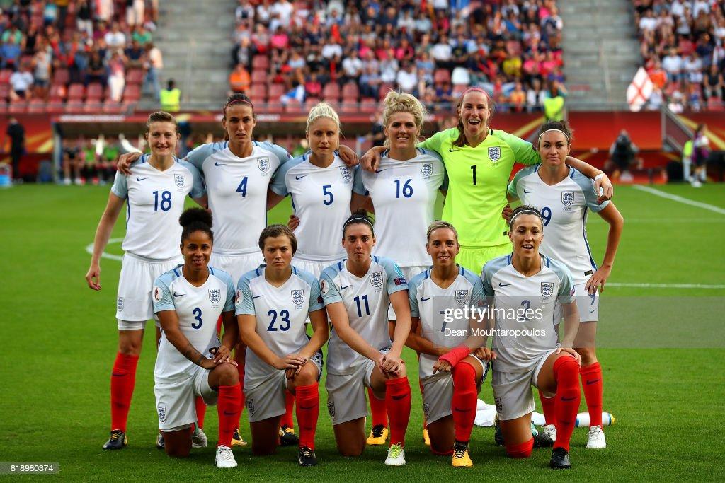 England v Scotland - UEFA Women's Euro 2017: Group D : Nachrichtenfoto