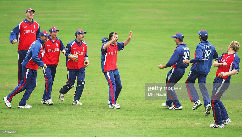 England v West Indies : News Photo