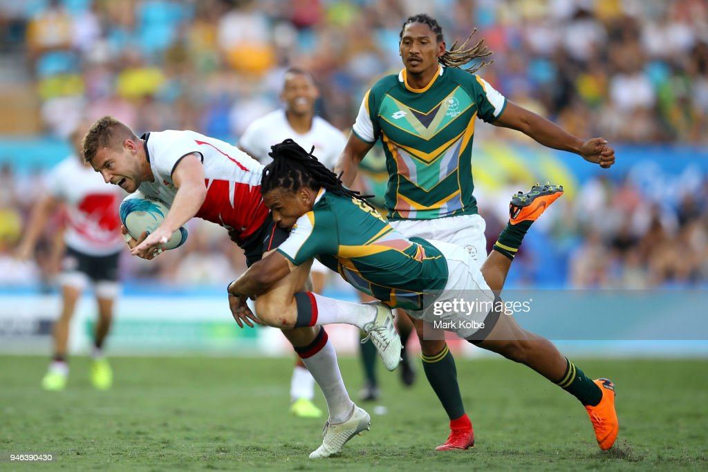 Rugby Sevens - Commonwealth Games Day 11
