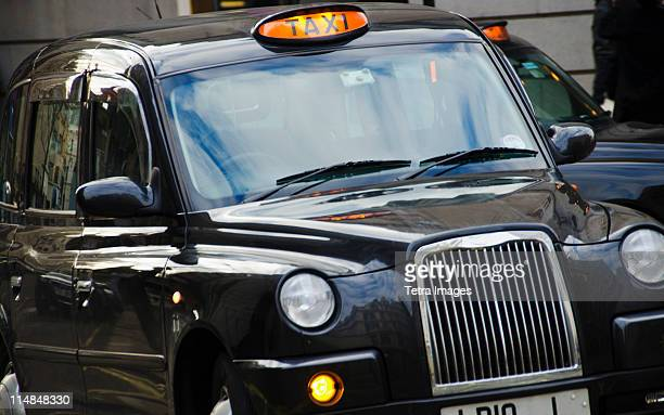 England, Traditional black cab