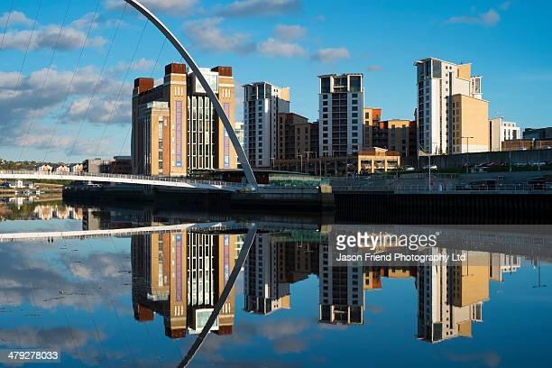 England, Tyne and Wear, Newcastle Quayside.