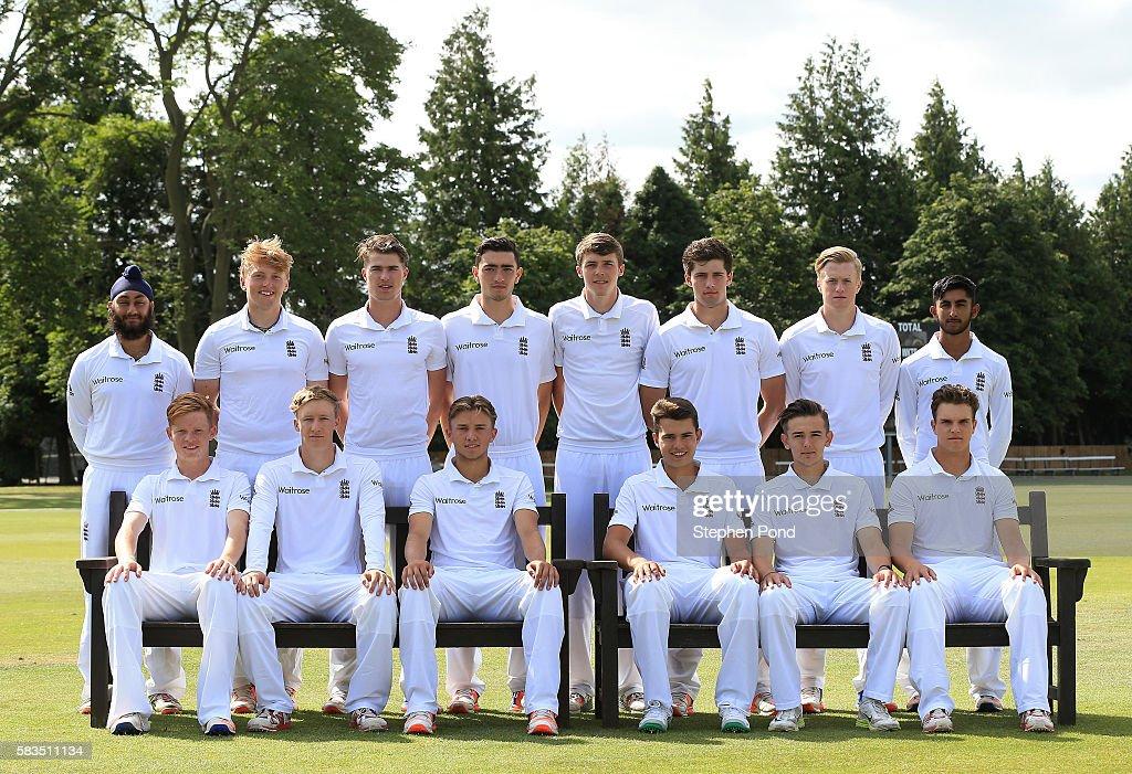 England U19's v Sri Lanka U19's : News Photo