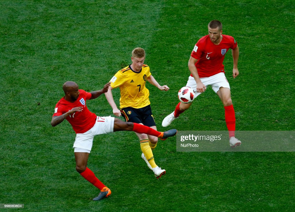 10bd50ee43d Belgium v England  3rd Place Playoff - 2018 FIFA World Cup Russia   News  Photo