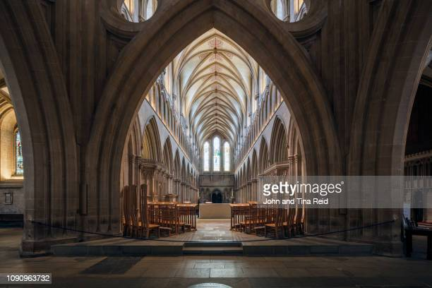 england - wells cathedral - social history stock pictures, royalty-free photos & images