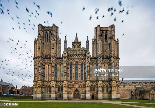 England - Wells Cathedral