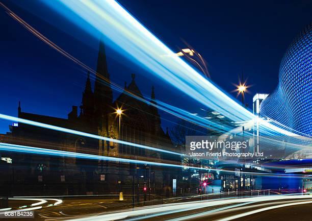 England, West Midlands, Birmingham City.