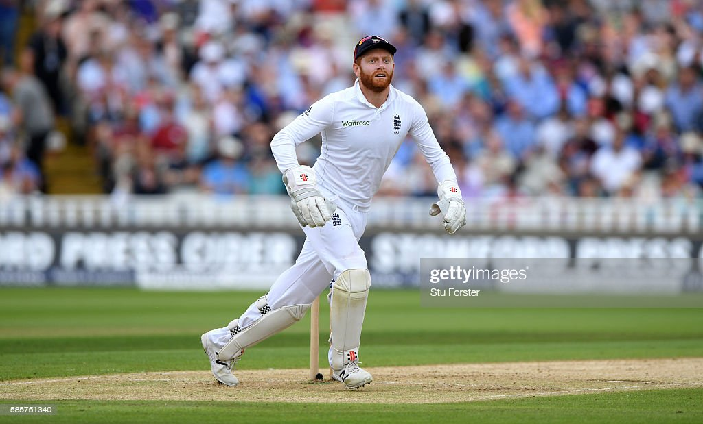 England v Pakistan: 3rd Investec Test - Day Two : News Photo