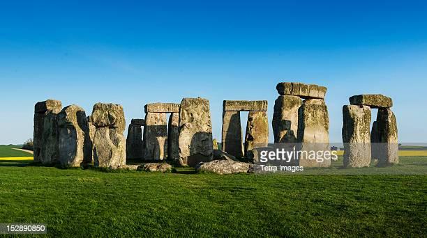UK, England, Wiltshire, Stonehenge monument
