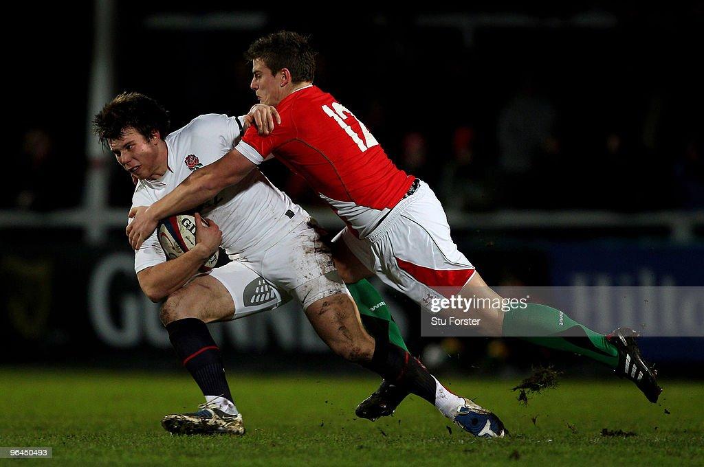 England U20 v Wales U20 : News Photo