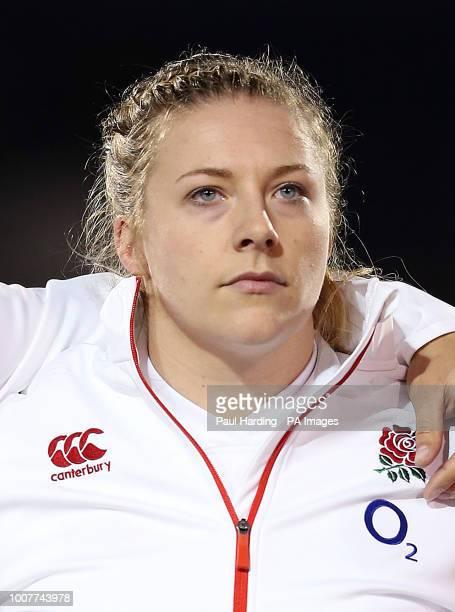 England Women's Heather Kerr