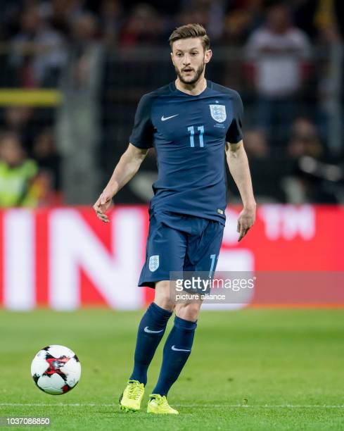 England's Adam Lallana during the international friendly match between Germany and England at the Signal Iduna Park in Dortmund Germany 22 March 2017...