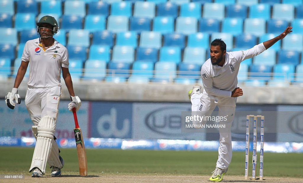CRICKET-UAE-PAK-ENG : News Photo