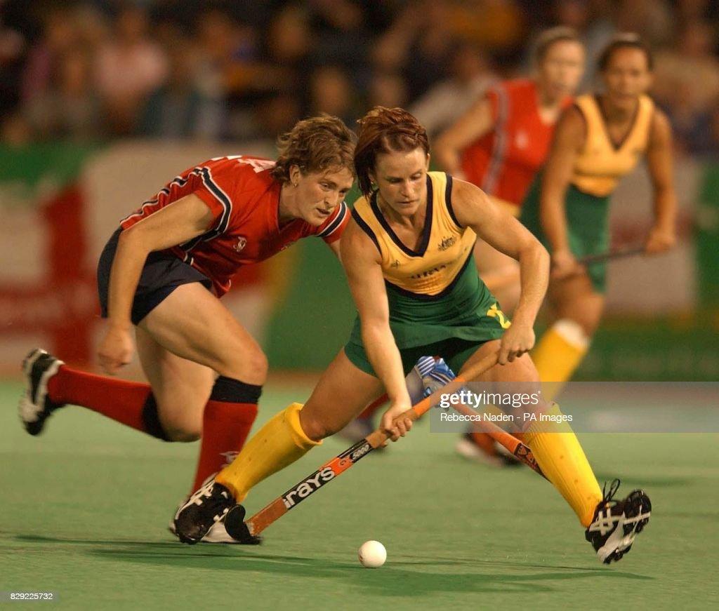 England v Australia : News Photo
