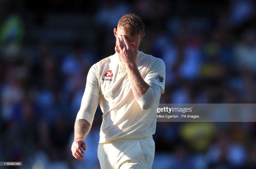 England v Australia - Third Test - Day Three - 2019 Ashes Series - Headingley : News Photo