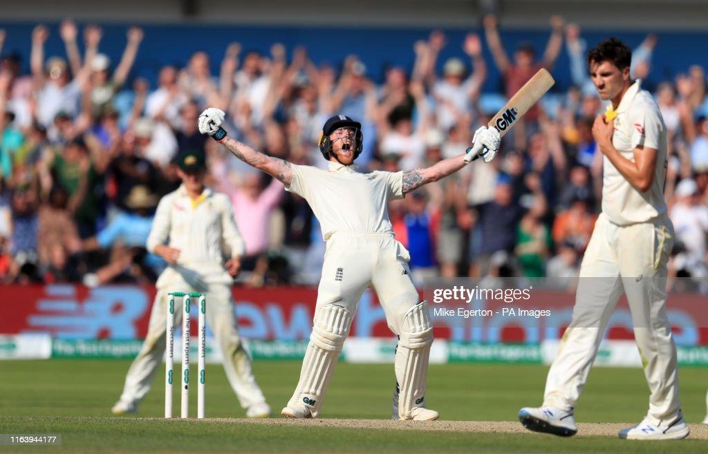 England v Australia - Third Test - Day Four - 2019 Ashes Series - Headingley : News Photo