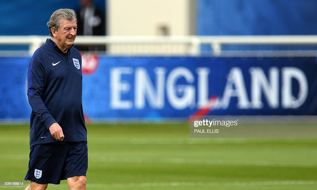 FBL-EURO-2016-ENG-TRAINING : News Photo