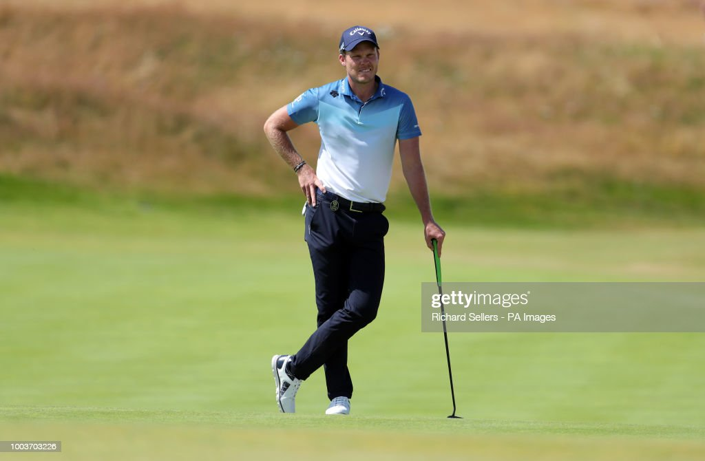 The Open Championship 2018 - Day Four - Carnoustie Golf Links : News Photo