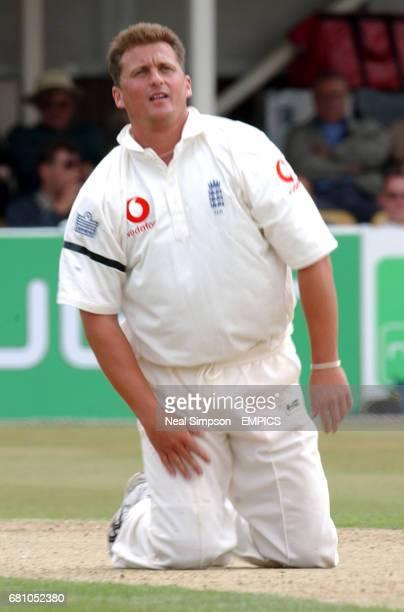 England's Darren Gough