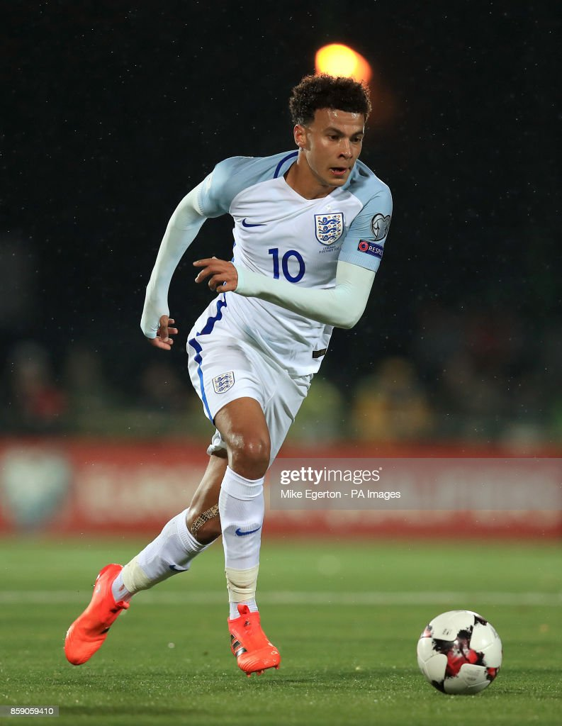 Beautiful England Football World Cup 2018 - englands-dele-alli-during-the-2018-fifa-world-cup-qualifying-group-f-picture-id859059410  Image_65417 .com/photos/englands-dele-alli-during-the-2018-fifa-world-cup-qualifying-group-f-picture-id859059410