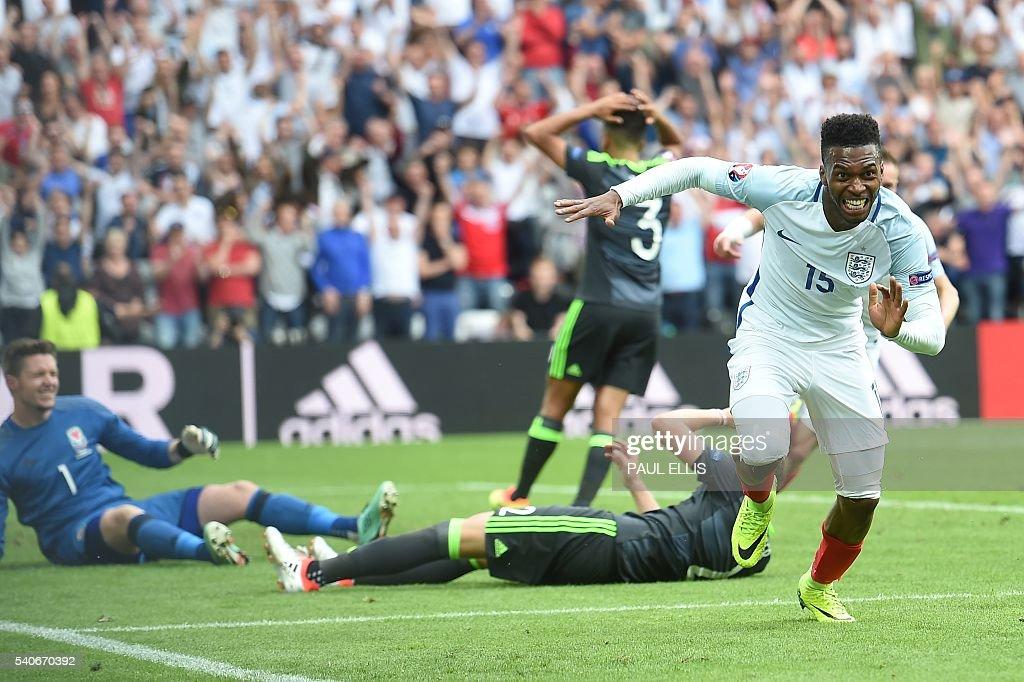 FBL-EURO-2016-MATCH16-ENG-WAL : News Photo