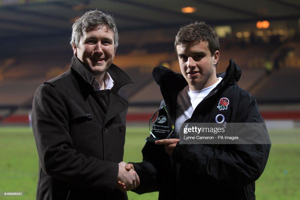 Rugby Union - Scotland U20 v England U20 - Firhill Stadium : News Photo