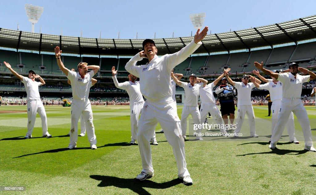 4th Test Match - Australia v England : News Photo