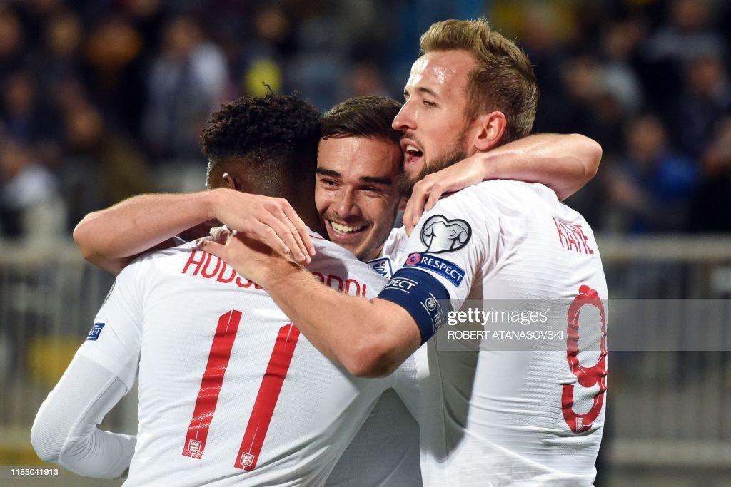 FBL-EURO-2020-QUALIFIER-KOS-ENG : News Photo