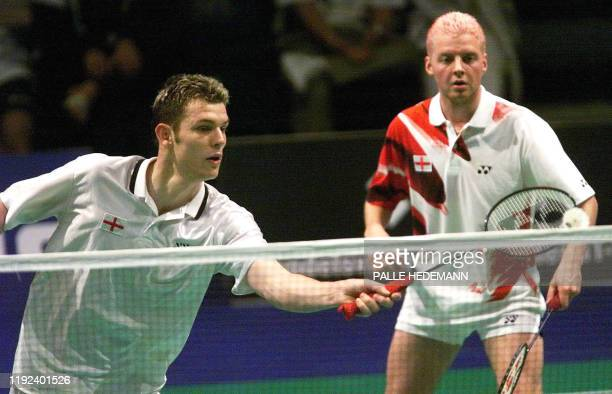 190 Anthony Clark Badminton Player Photos And Premium High Res Pictures Getty Images