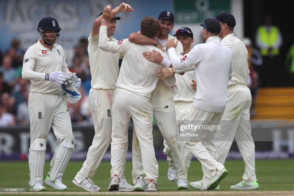 England v Pakistan - 2018 - Cricket Archive : News Photo