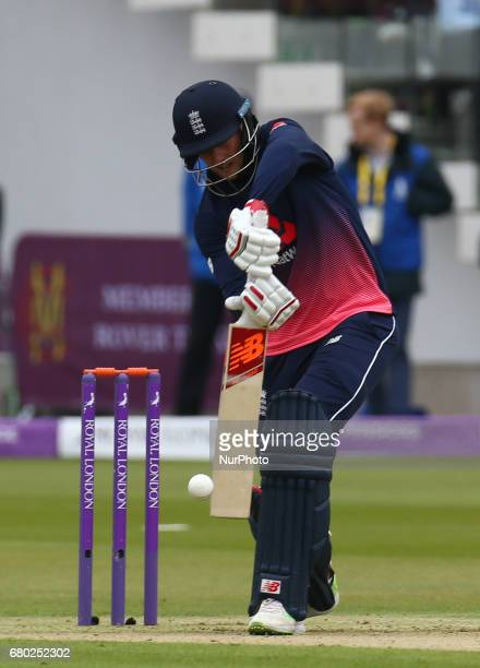 England's Joe Root during Royal London OneDay Series match between England and Ireland at The Lord's y Ground London on Mayl 7 2017 in London England